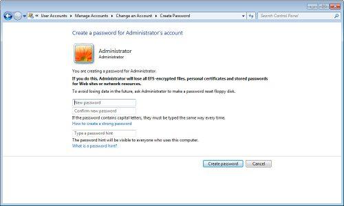 cài mật khẩu máy tính hình 4