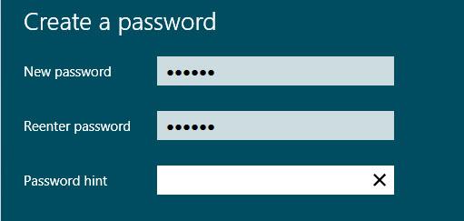 cài mật khẩu máy tính hình 8
