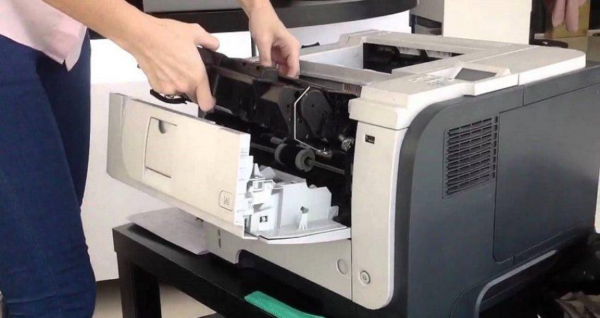 Sửa lỗi tràn mực máy in hình 3